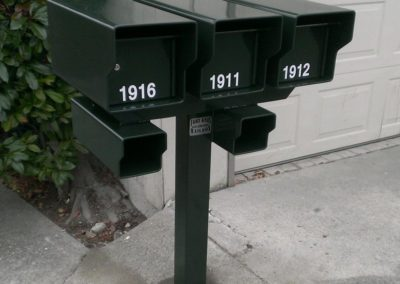 Small Standard Mailboxes